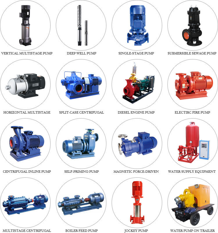 The Multi-Purpose Single Stage Single Suction Cantilever Centrifugal Pump