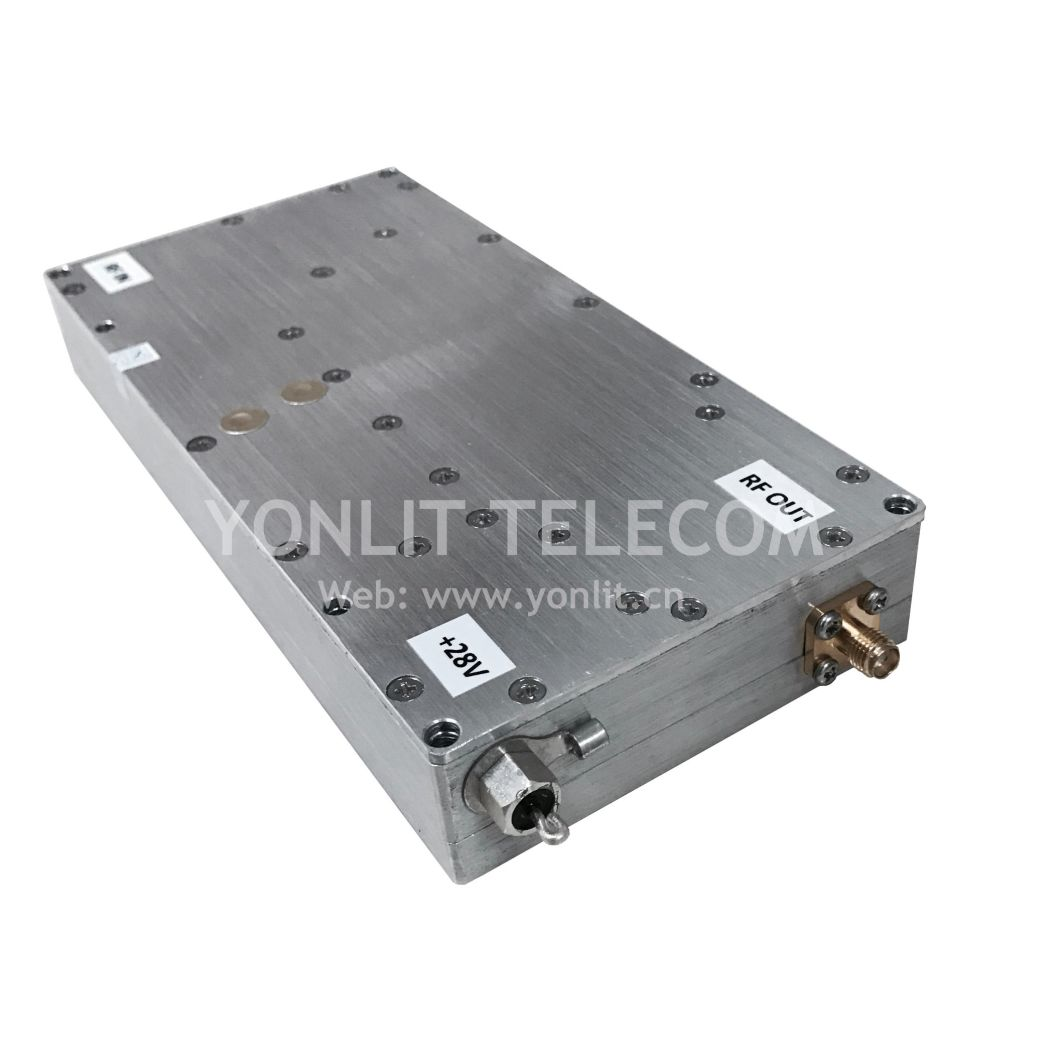 500W S-Band X-Band GaN Solid State Pulse Sspa for Radar
