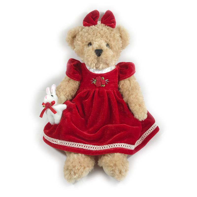 China Valentine Gift Plush Teddy Bear