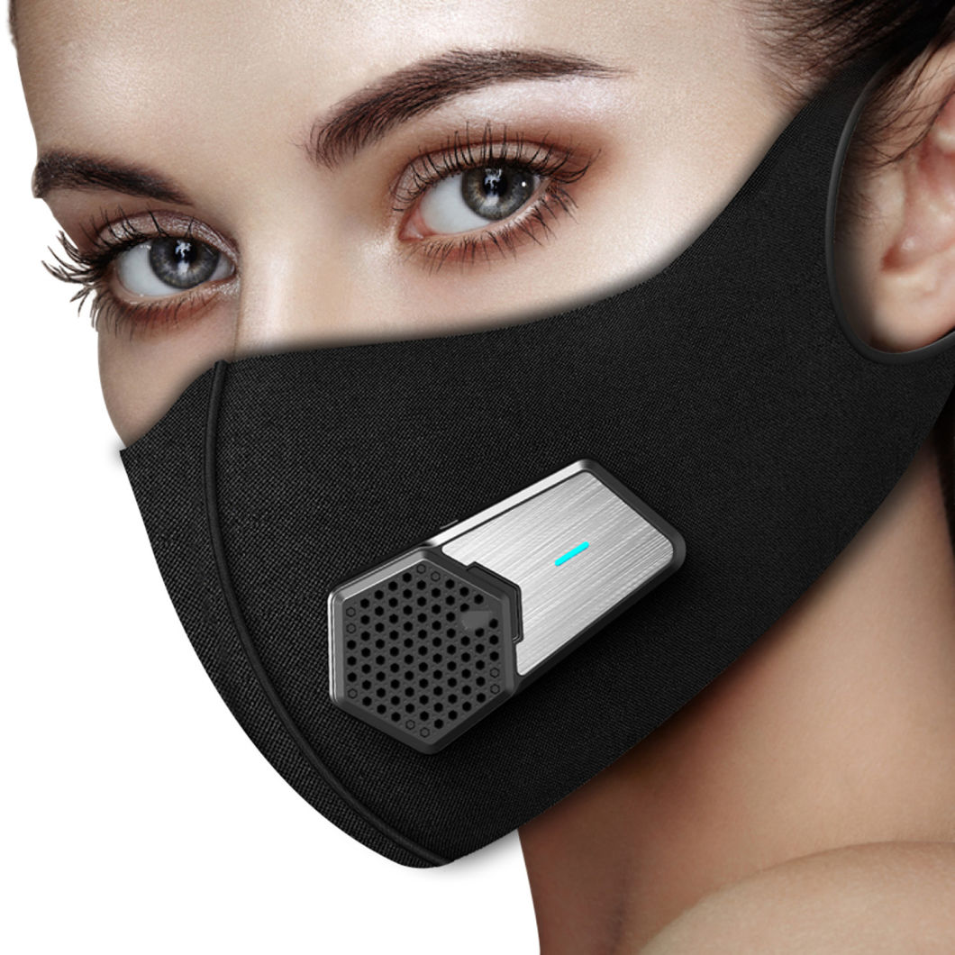 Mini Healthcare Wearable Air Purifier With Hepa Filter