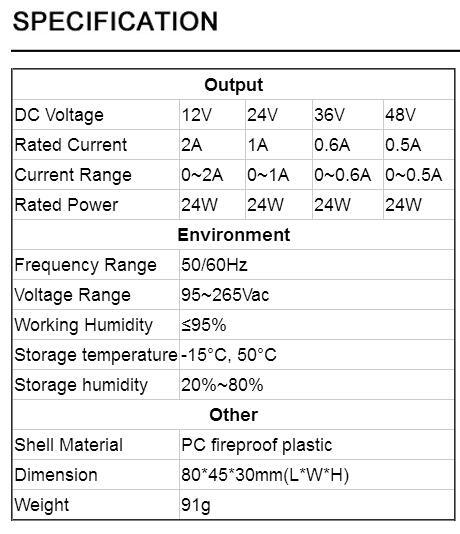 24V 1A Poe Injector Desktop Power Adapter 100Mbps Fast Ethernet