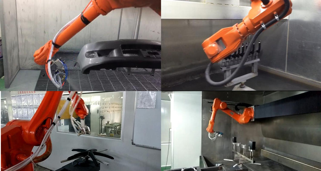 6-Axis Painting Robot 6kg Payload and 1500mm Arm Reach