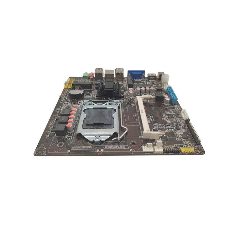 اللوحة الأم H81 1150 مع مجموعة شرائح Intel H81 Express اللوحة الأم من الصين على Topchinasupplier Com