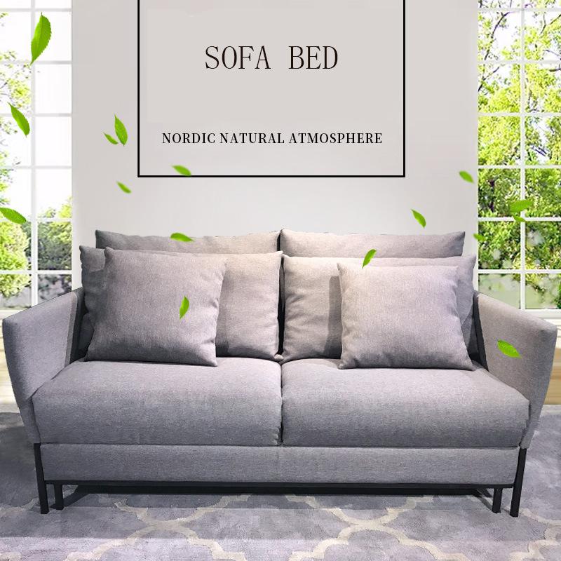 China European Style Double Seat Sofa