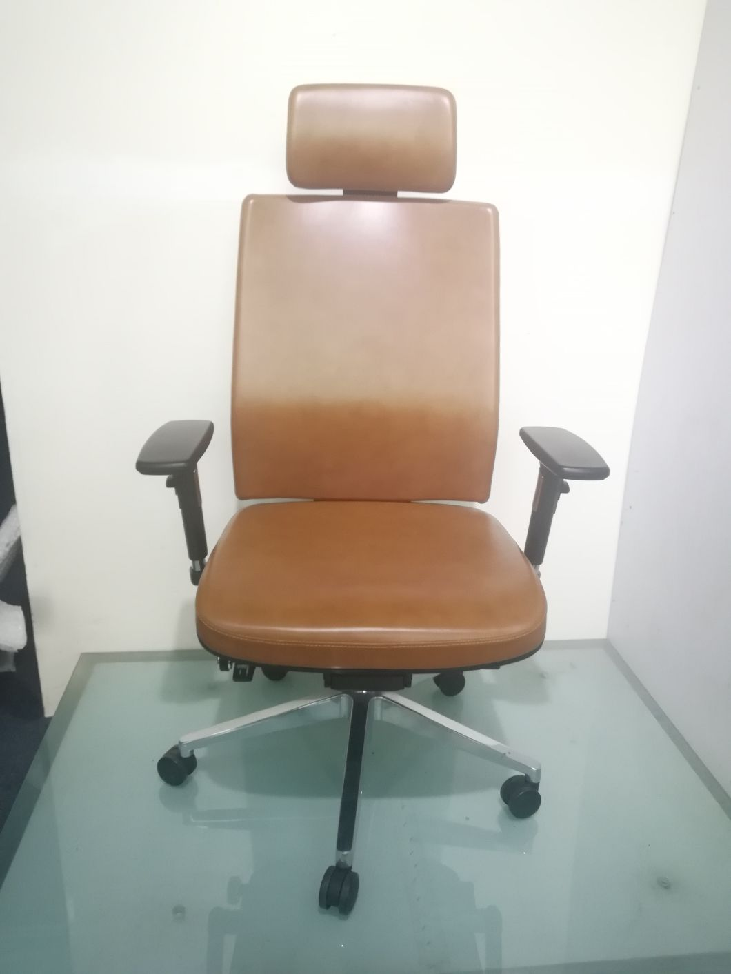 Design Leather Boss Office Chair