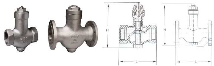 Adjustable Constant Temperature Type Steam Trap (GASTC)