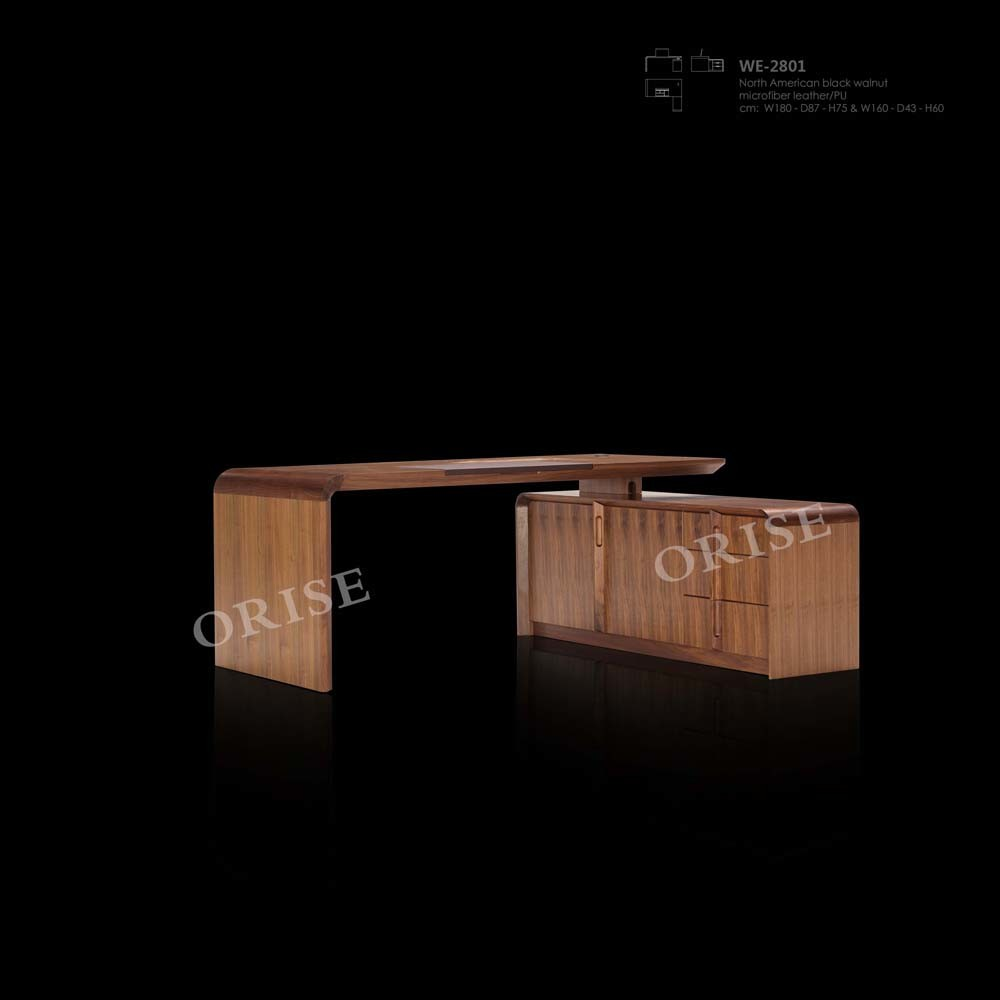 Home Office Furniture Solid Wood