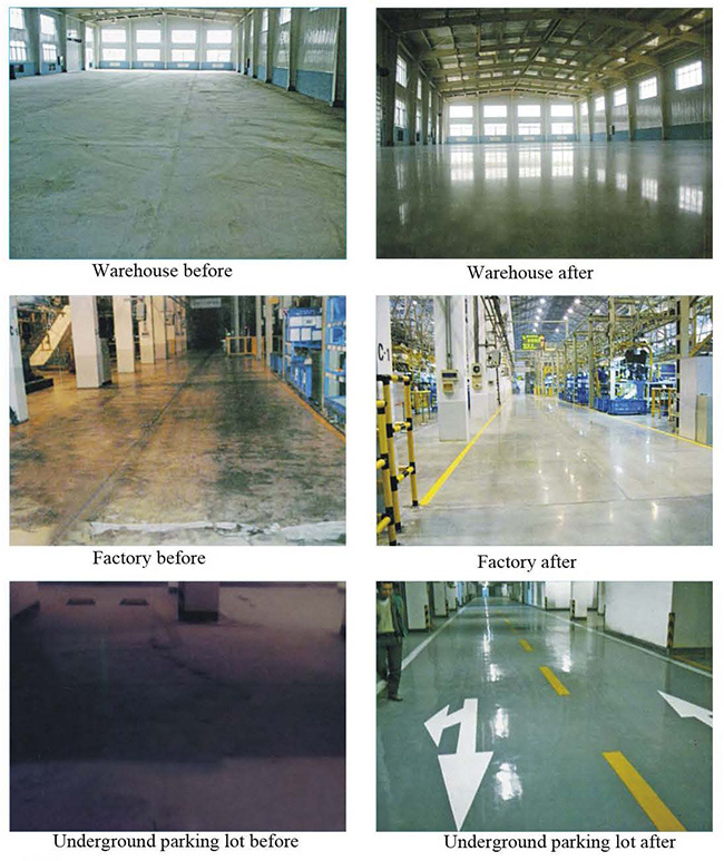 China Concrete Sealer Concrete Curing Agent For Hardening
