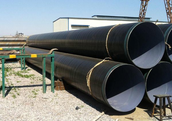 Welded Spiral Stainless Steel Pipe Seamless Pipe for Building