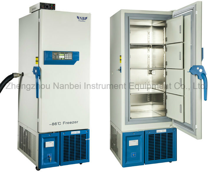 -86 Degree Laboratory Cryogenic Medical Ultra Low Temperature Freezer
