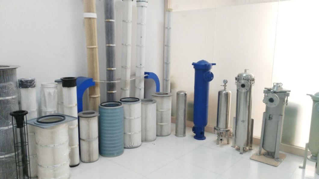 Dust Filter Cartridge with Anti-Static