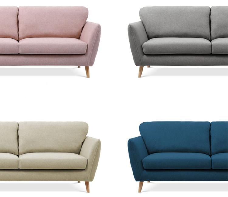 Large Corner 5 Seat L Shape Sofa Sets