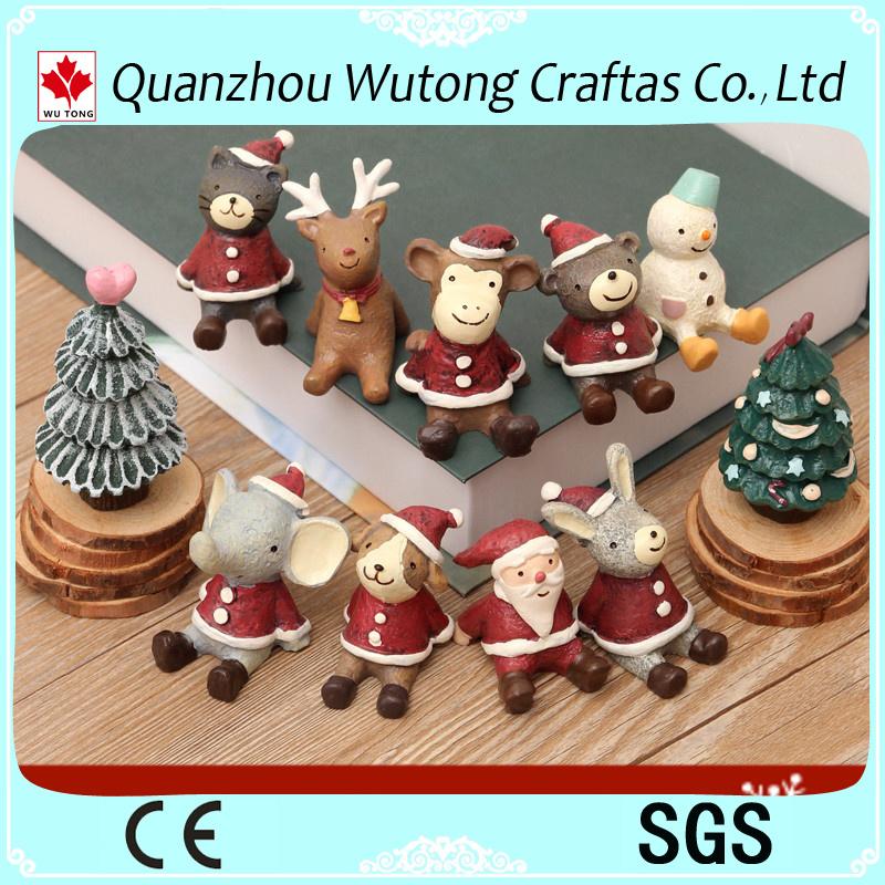 China Wholesale Personalized Polyresin Christmas Mini ...