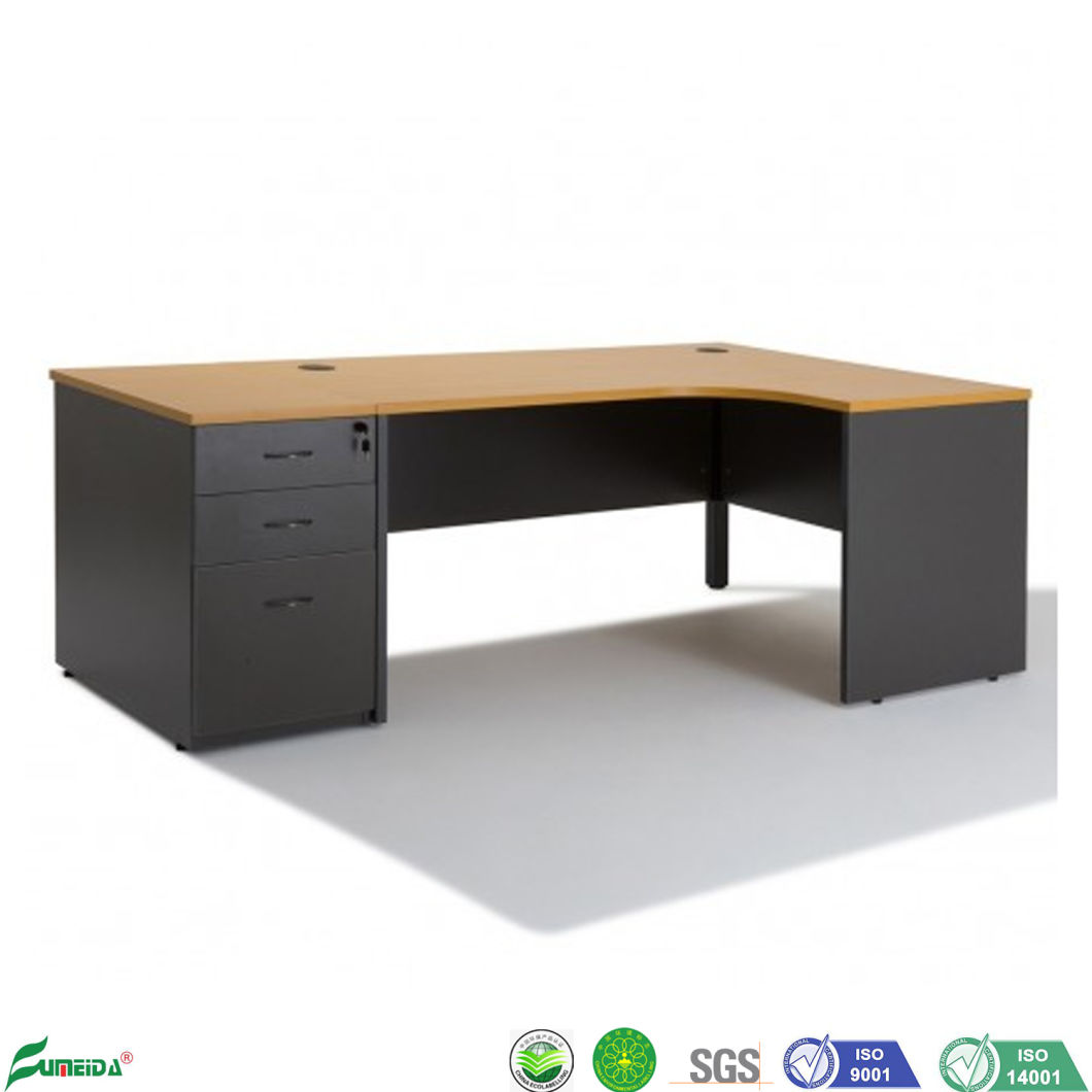China Modern Furniture Wooden Office Table Computer Desk, Office
