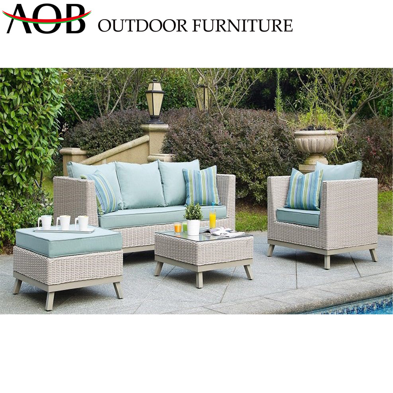 Sets Rattan Modern Outdoor Furniture
