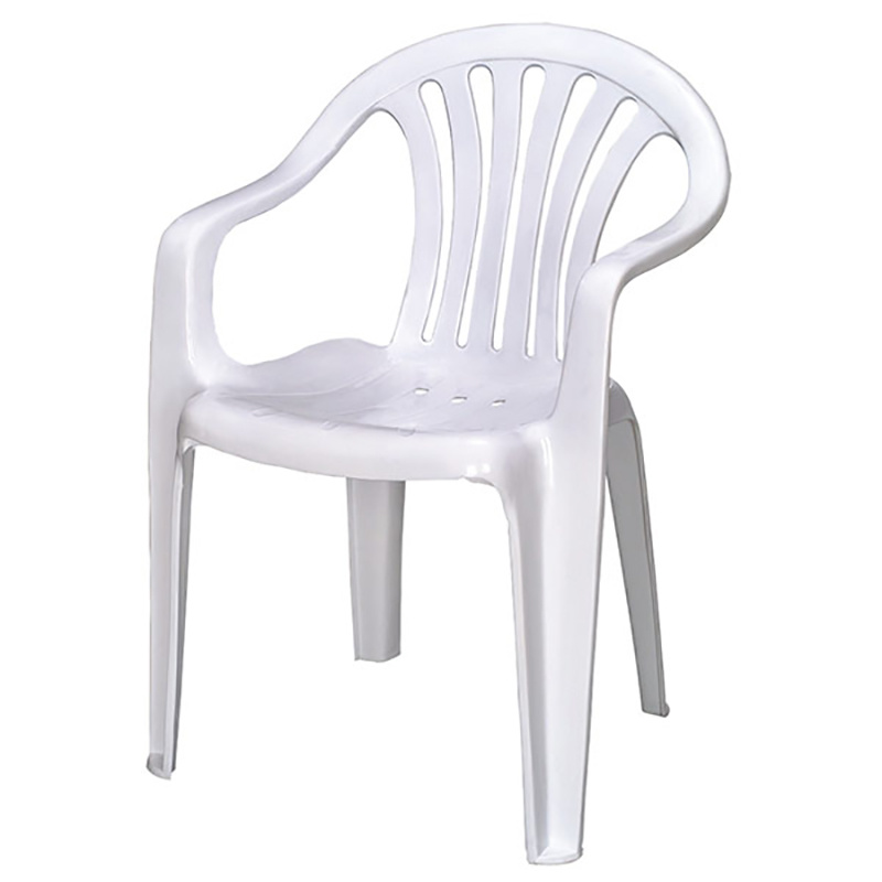 Plastic Injection Molded Outdoor Chair