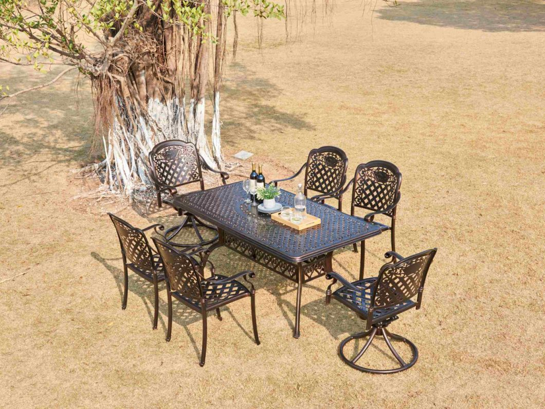 Restaurant Dining Garden Outdoor Cafe Table