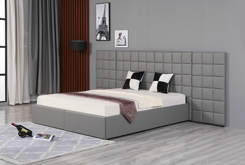China Modern Luxury Bedroom Furniture