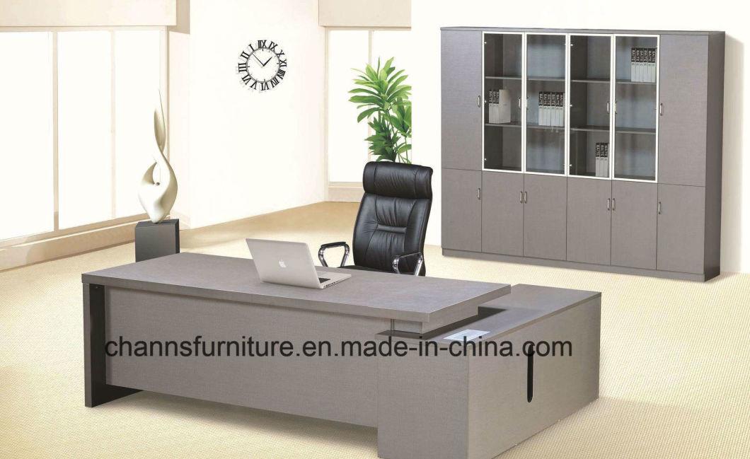 Office Furniture L Shape Wooden Desk