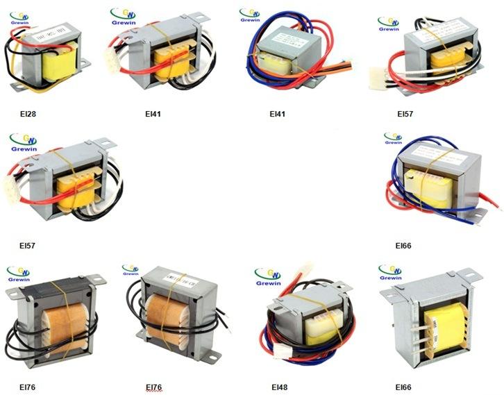 Ei PCB Laminated Power Transformer