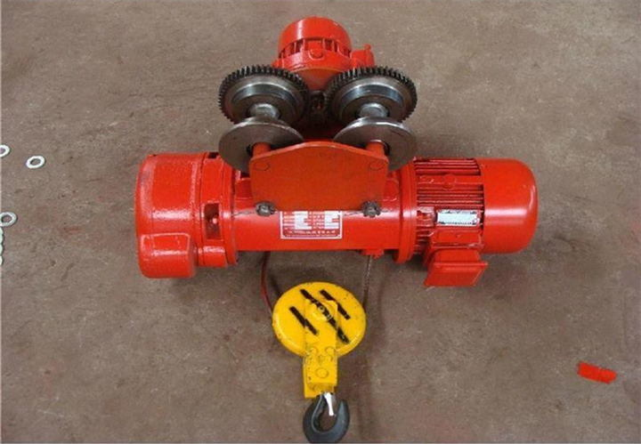 CD1 Single Speed Electric Hoist for Users