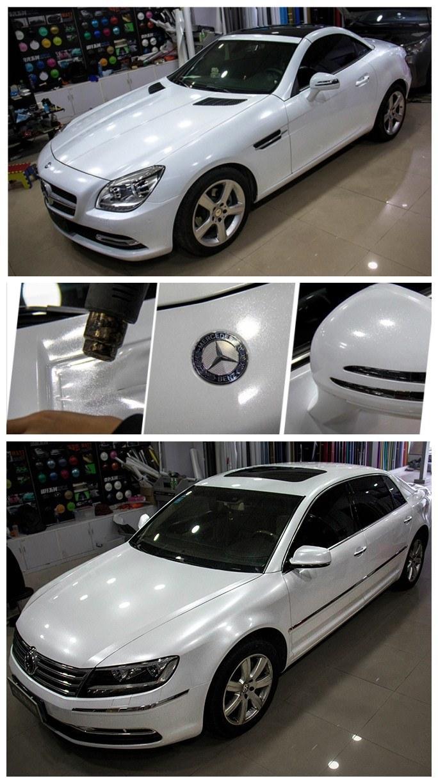 China Self Adhesive Diamond White Car Decoration Sticker ...