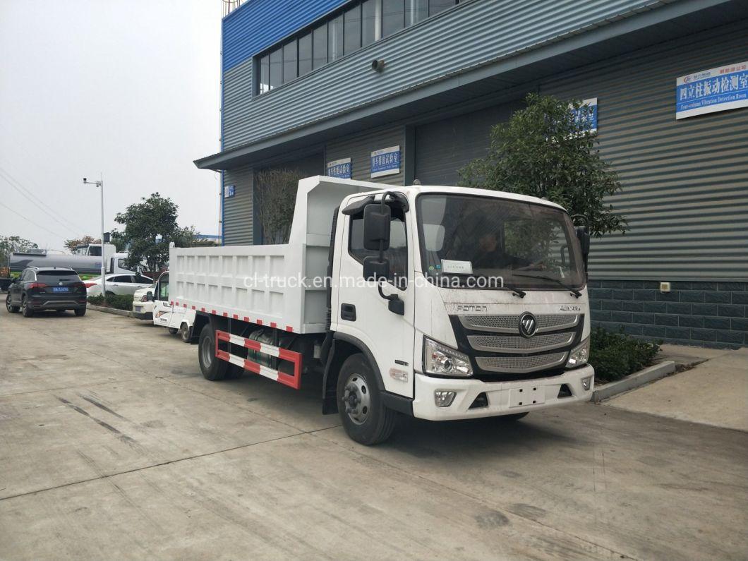 China Foton Aumark 10tons Tipper Truck - China Foton Dump