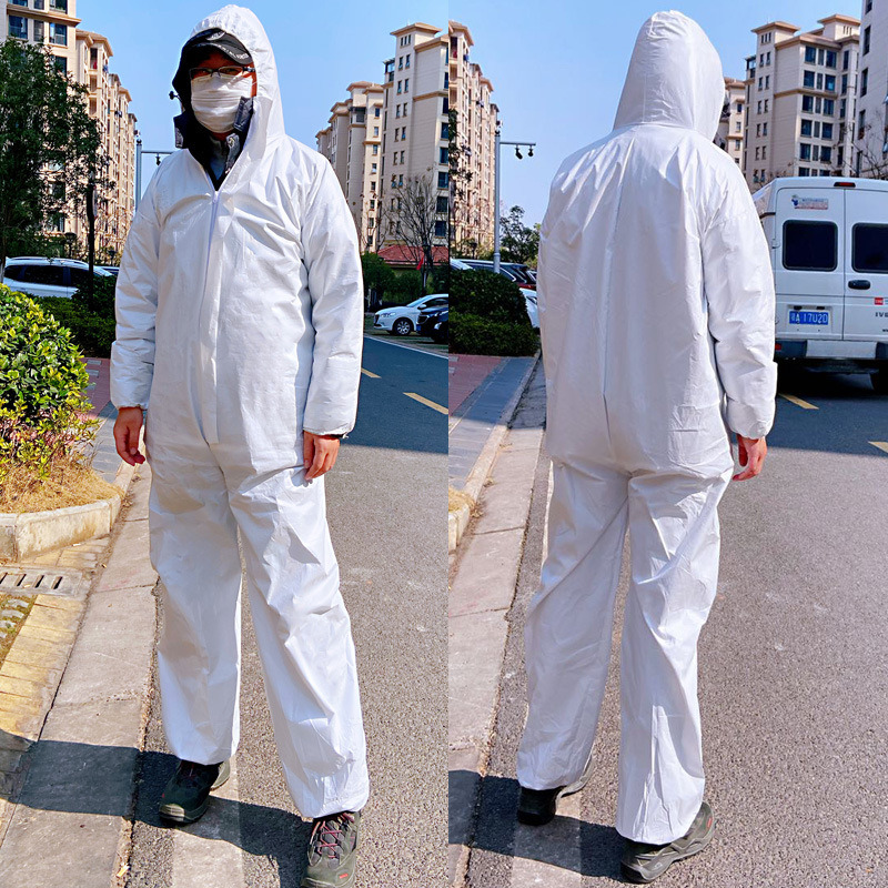 Ce FDA Manufacturer No<em></em>nwoven Disposable Medical Protective Clothing