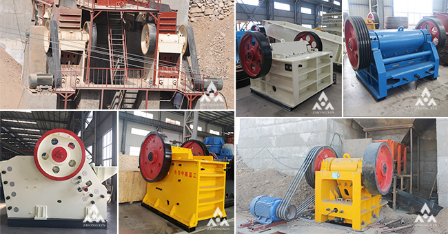 Jaw Crusher/Stone Crusher for Sale