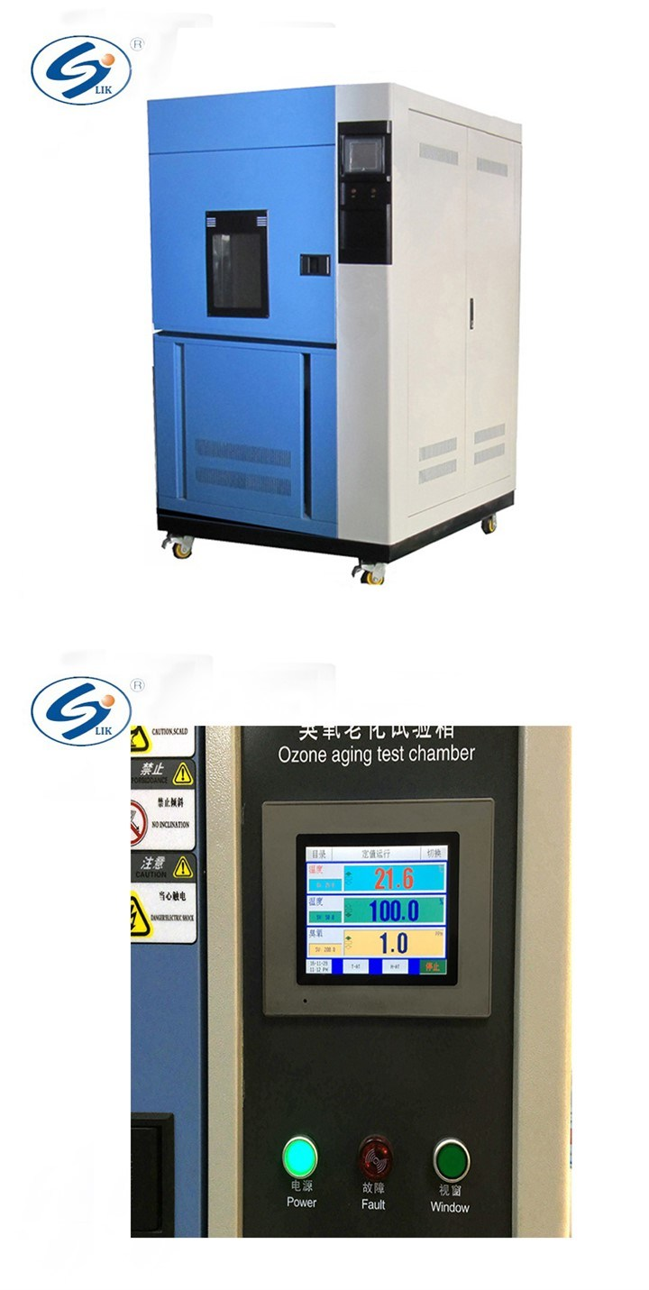 High Performance Rubber Resistance Ozone Aging Test Machine
