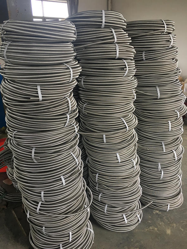 Stainless Steel Corrugated Flexible Metal Gas Hose