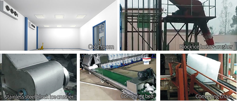 Ce Approved 10 Tons Full Automatic China Block Ice Machine