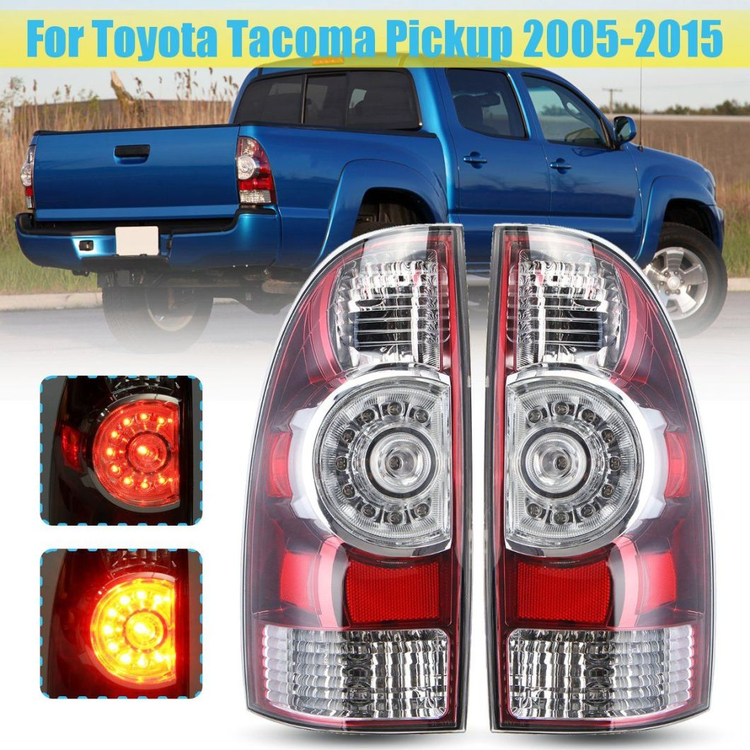 toyota pickup wiring harness for toyota tacoma pickup 2005 2015 left right tail light lamp with 1980 toyota pickup wiring harness for toyota tacoma pickup 2005 2015 left