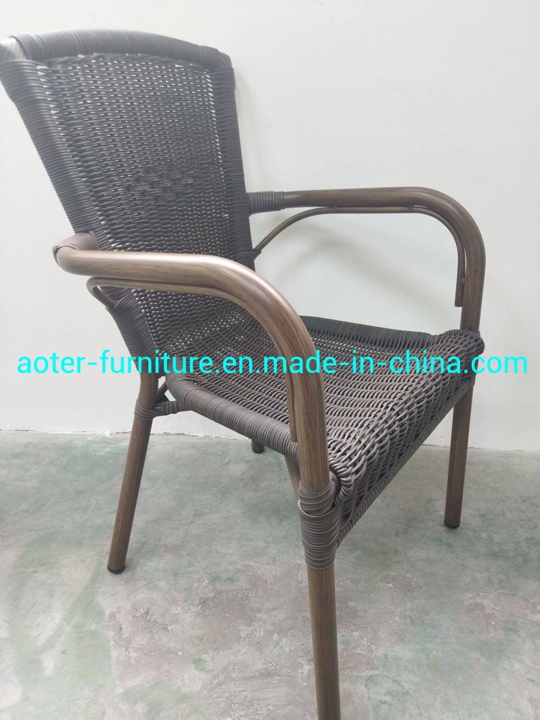 China New Design In Vintage Wicker