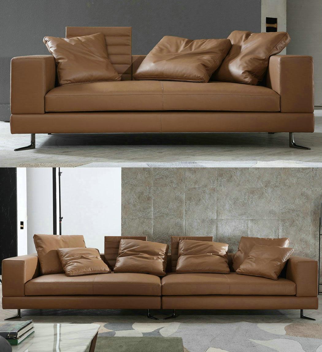Living Room Furniture Modern Design Fabric Sofa (T1806)