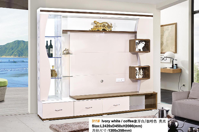 Tv Sttv Cabinet Wall Unit