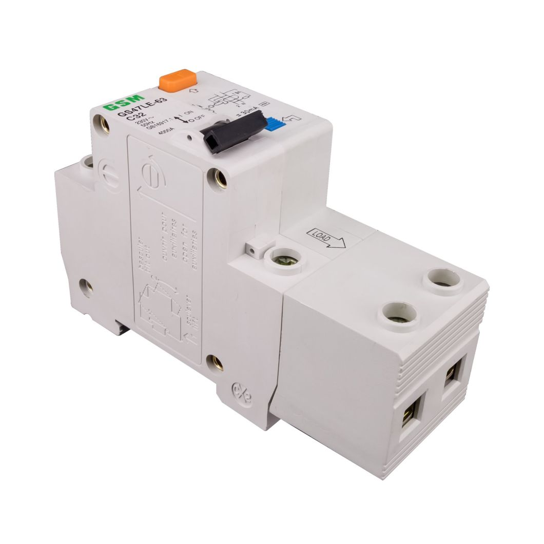 My 3p Miniature Circuit Breaker China Circuit Breaker Mini Circuit