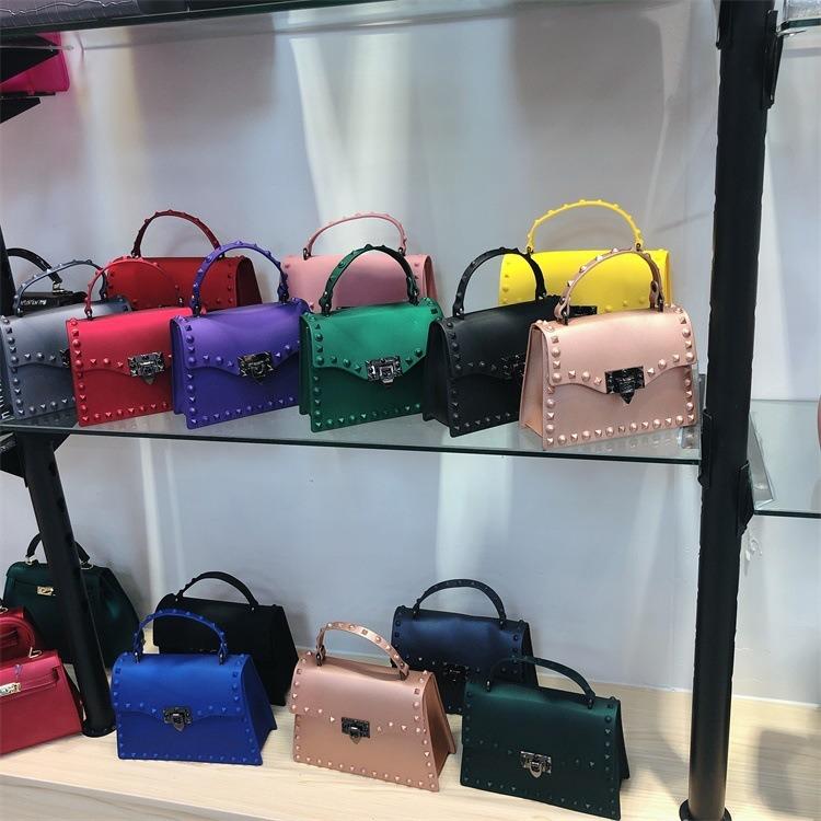 Jelly Purses Handbags Fashion Designer