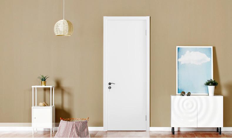 Luxury White Oak Interior Door Handle