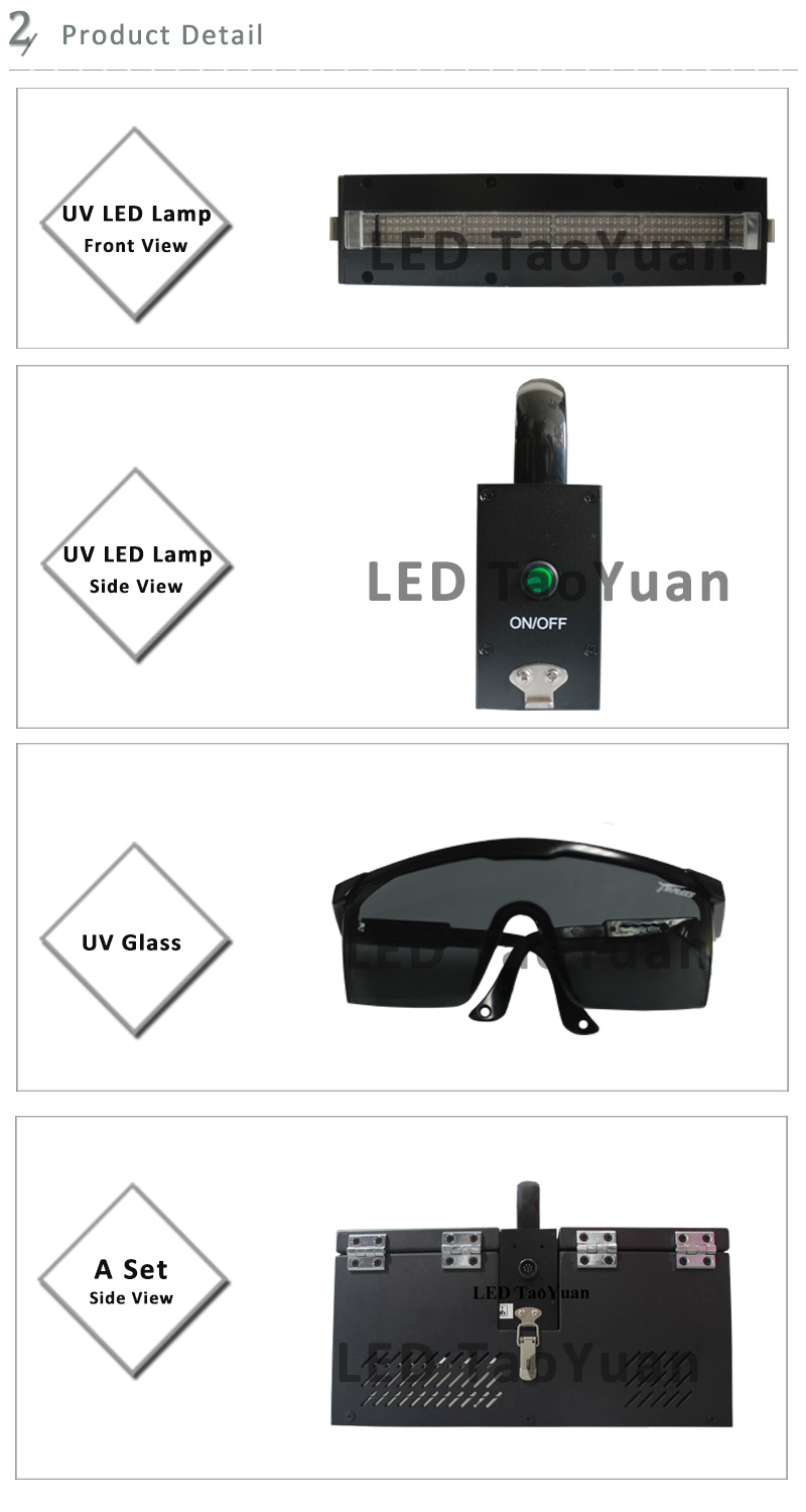 395nm Printing For Portable Led China 300w Uv Lamp Curing roexWdCB