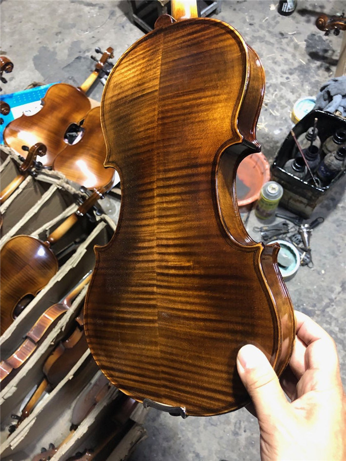 High Quality Handmade Violins Handmade in China
