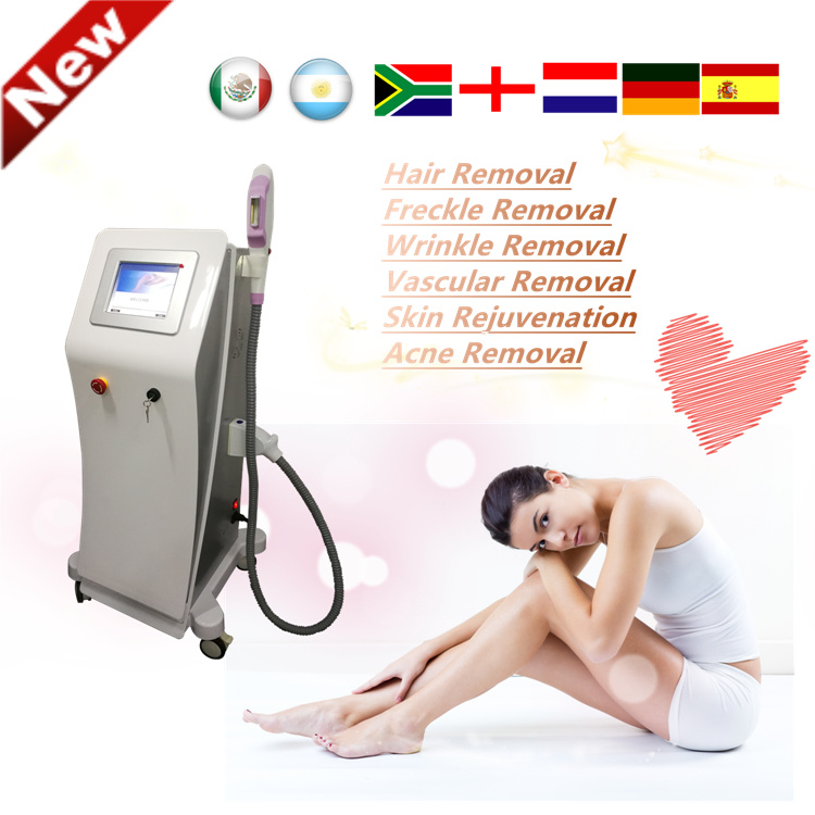 China Hot Sale Ipl Opt Shr Permanent Hair Removal Machine Uk Lamp