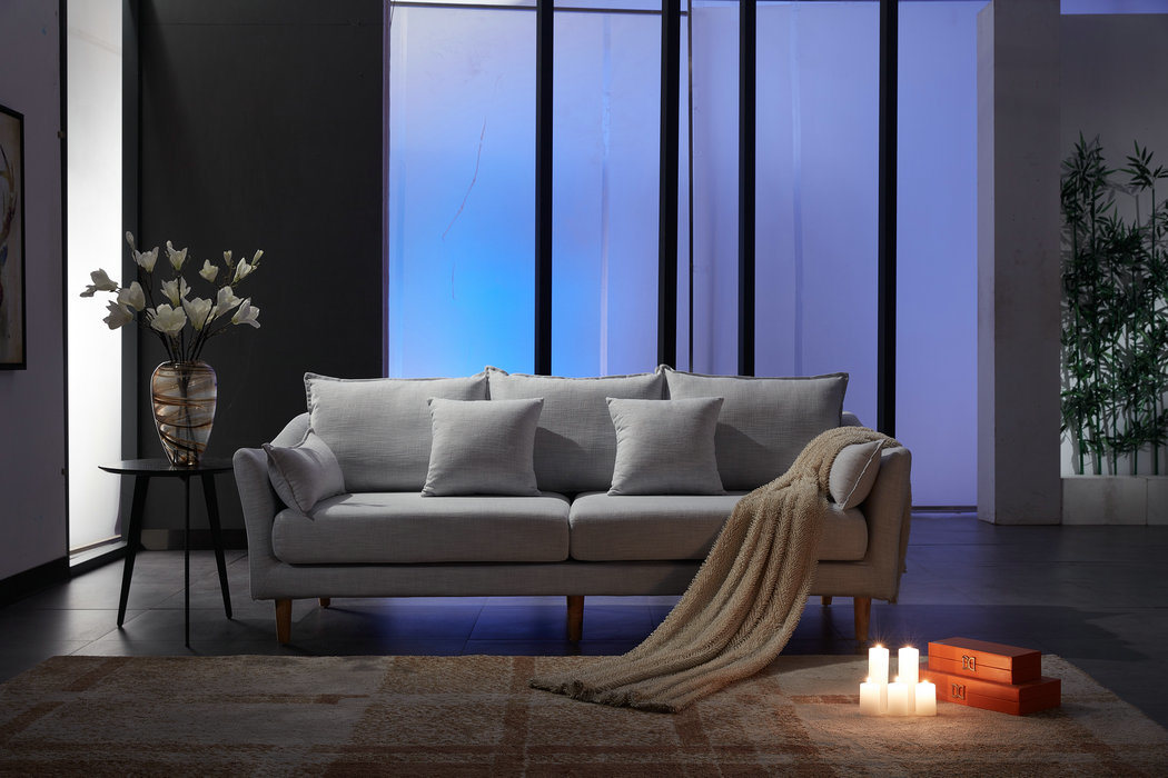 Europe Style Simple Design Modern Living Room Sofa (KG669)