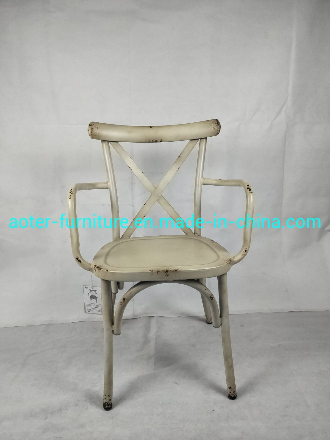 Vintage Color Baistro Restaurant Chair
