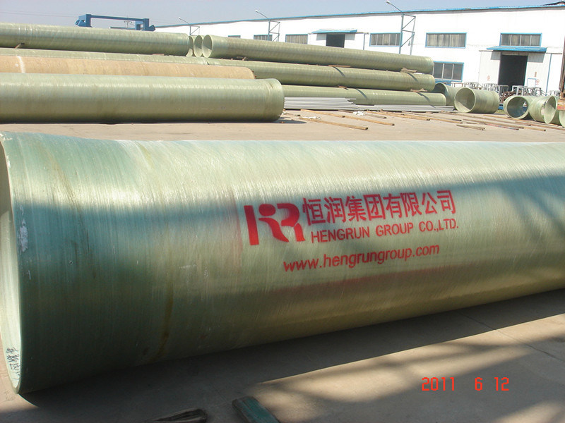 China Underground FRP/GRP/Gre Pipes - China Fitting, Pipe Fitting
