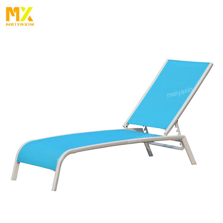 Garden Pool Sun Lounger Chair