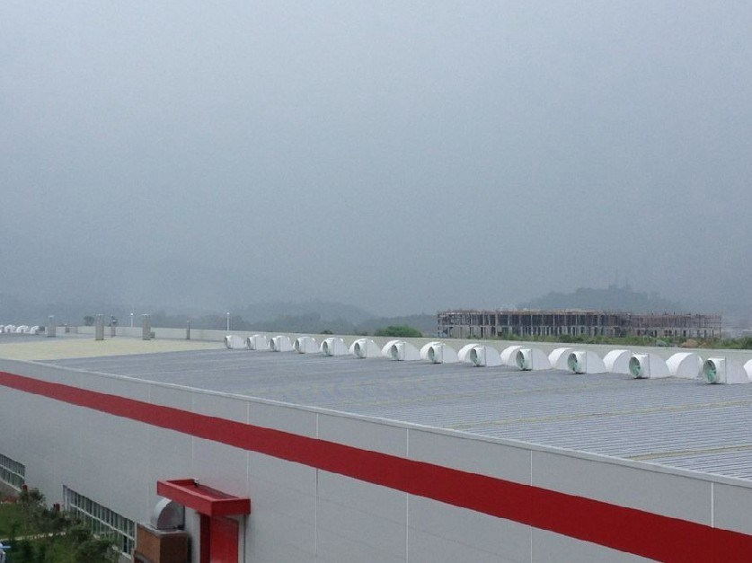 China Roof Vents Industrial Roof Ventilation Fan