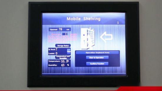 Scaffalature In Legno Per Libri.Cina Scaffalatura Per File Mobile Manuale Scaffali Compatti Mobili