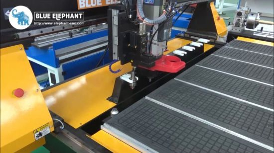 China 2025 Atc Manufacture CNC Router High Precision PCB Drilling