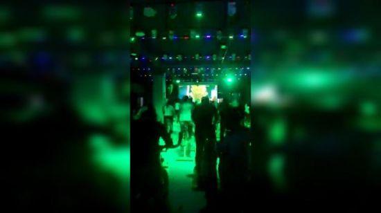Hot Item Best Lighting Dj Disco Led 8 Patterns Effect Stage Light Dmx